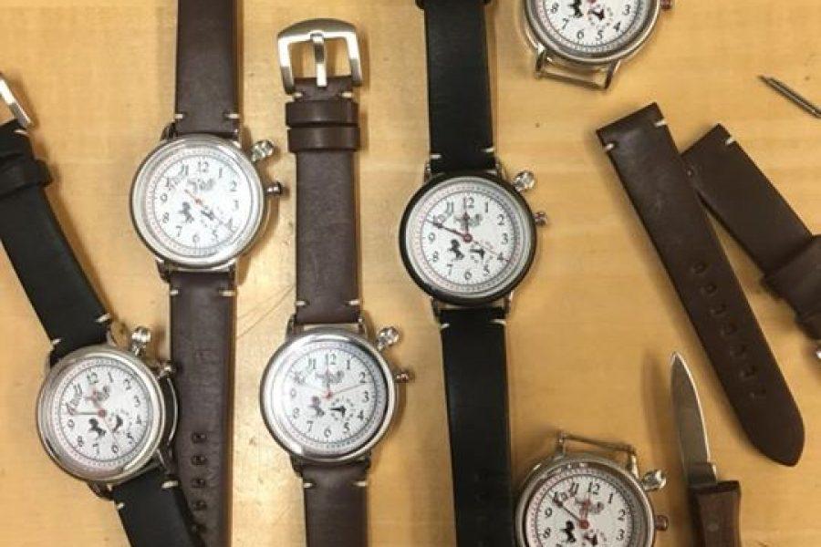 Orologio ispirato all'originale di  #FrancescoBaracca un progetto che prende vit…