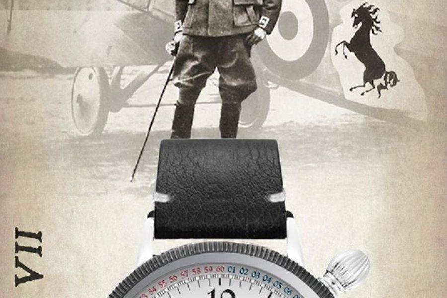 #orologio  #spad VII ispirato  #francescobaracca  #museobaracca  #lugo  #pattug…